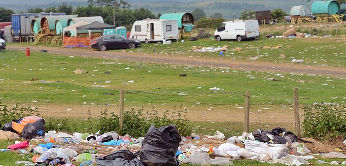 Kamp alanınızı her zaman temiz ve düzenli tutmalısınız