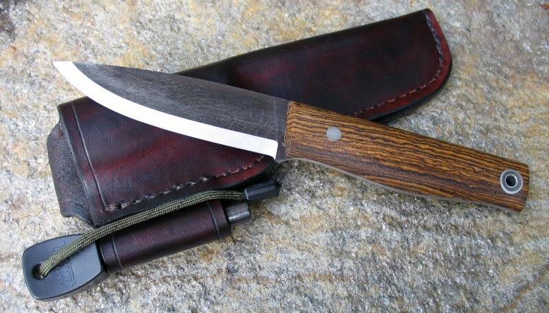 Bushcraft Bıçağı